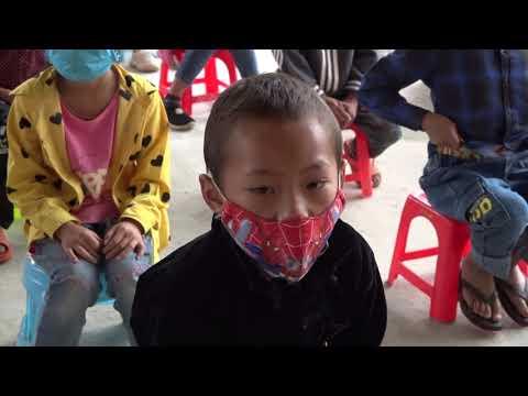 Các trường huyện Si Ma Cai khai giảng năm học mới