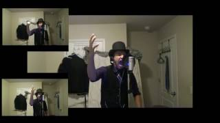 Avenged Sevenfold - An Epic Of Time Wasted | Vocal Cover by Lawliet Law feat. Alex Fry |
