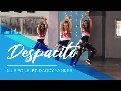 Despacito - Luis Fonsi ft Daddy Yankee - Easy Fitness Dance Video - Choreography
