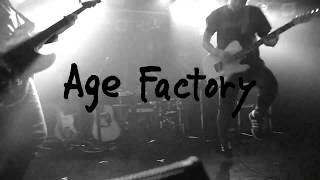 Age Factory「RIVER」Release CM