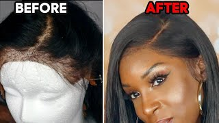 Hair Rehab! Fix Your Balding Frontal Wig & Restore Tangled Matted Hair