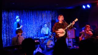 Johnny Flynn & The Sussex Wit - Eyeless In Holloway - live Atomic Café Munich 2013-11-20