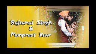 Pre Wedding (Slide Show) Rajkamal Singh & Manpreet Kaur | Latest Video 2019 | Everlast Photography