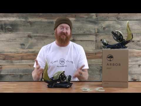 Arbor Hemlock Snowboard Binding – Review – The-House.com