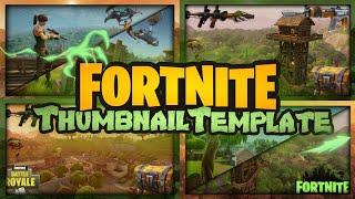 fortnite thumbnail template ios - TH-Clip
