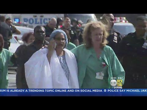 Witnesses Describe Scary Scene Inside Bronx Hospital