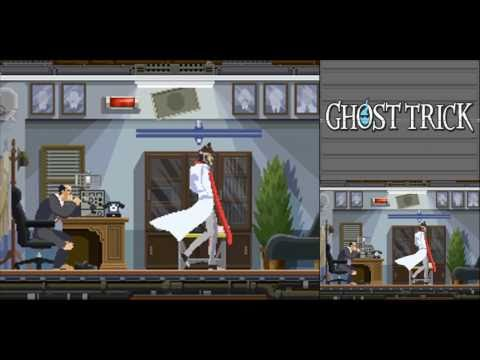 Видео № 0 из игры Ghost Trick: Phantom Detective (Б/У) [DS]