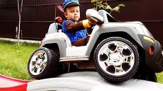 ЧУДО МАШИНКИ Toп 10 Лучших Машин для Детей Power Wheels Best Electric Ride-On Cars for Kids