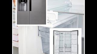 LG Electronics GSL 361 ICEZ Side by Side / A++ / 179 cm / 375 kWh/Jahr