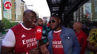 Arsenal 2-1 Chelsea | We Have The Best Striker In The League! (Cheeky Sport)