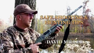 Fancy Footwork -- Safe Shooting Tips with Dave Miller