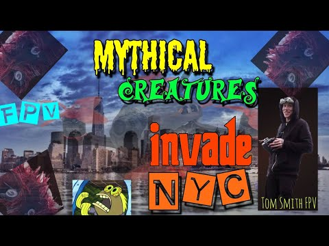 tom-smiths-mythical-creatures-invade-nyc-tomsmithfpv