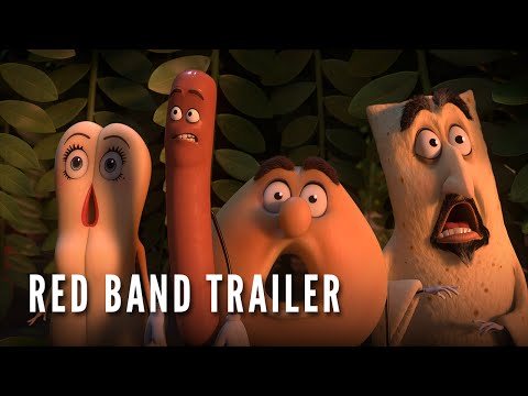 SAUSAGE PARTY - Official Red Band Trailer (HD)