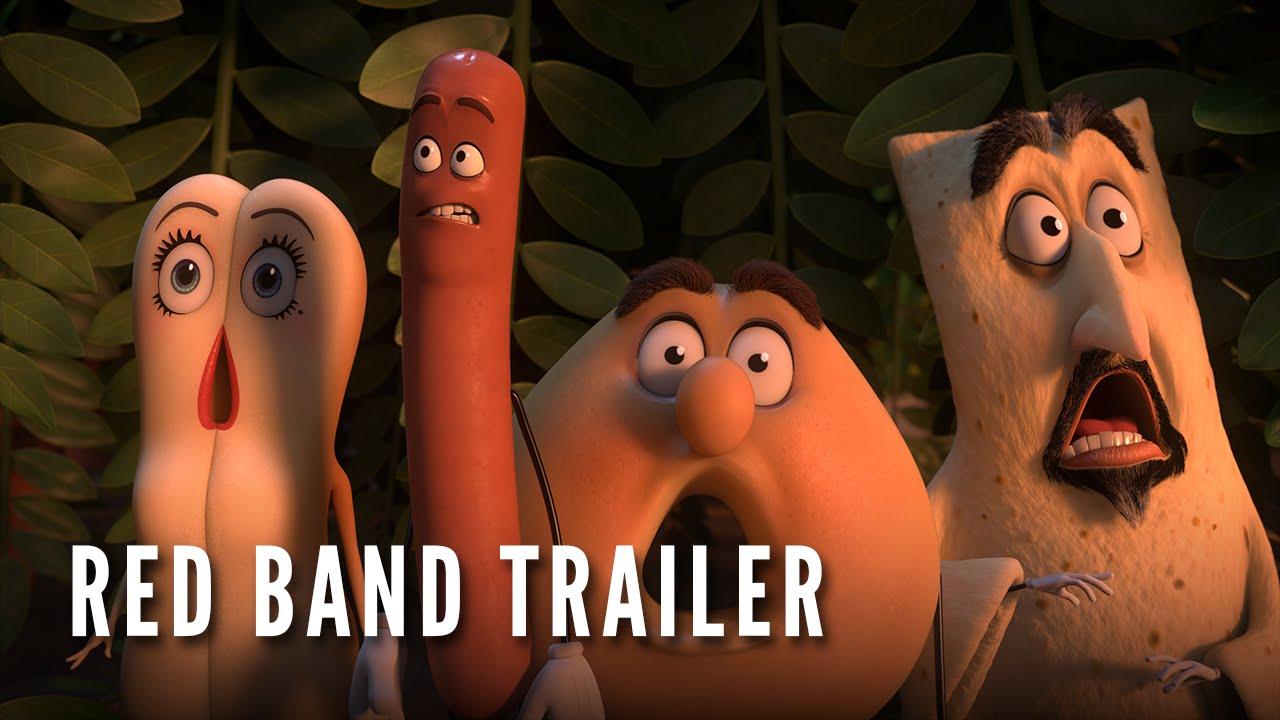 Trailer för Sausage Party