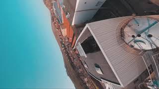 FPV in a Bando w/ Acrobatics and Gaps [HD] HQ Drone Video