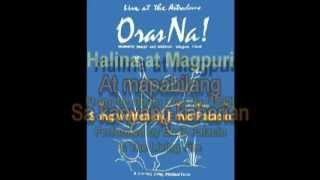 Halina at Magpuri