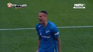 Момент дня: первый гол Антона Заболотного в составе «Зенита»