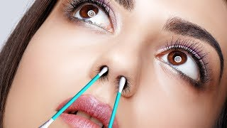 40 UNBELIEVABLE BEAUTY HACKS