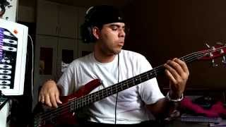 SOJA - Slow Down - Bass Cover
