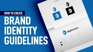 How to Create a Brand Style Guide? Brand Identity Guidelines Process