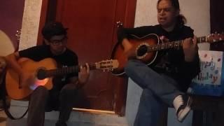 Adrián ft. Enrique Radke - Sentimiento de amor (cover - Ángeles del infierno)