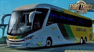 Euro Truck Simulator 2 - Bus   São Geraldo - Florianópolis
