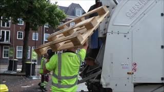 Spijkenisse Festival De grote schoonmaak maandagochtend 29-08-2016
