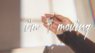 I'm Moving Out!   Into My FIRST APARTMENT