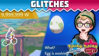 Pokemon Sword and Shield Glitches - Game Breakers