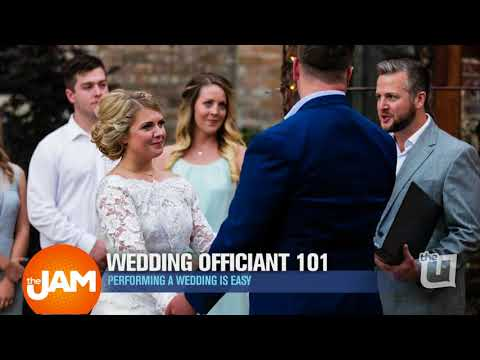 Tips on How to Officiant a Wedding with Jon Hansen - YouTube