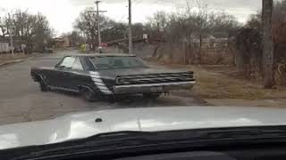 1968 Plymouth Sport Fury 5.7 hemi after tune.