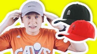 DAD CAPS... stehen mir leider nicht! #eierkopf   4 Dad Hats von kickz.com   Tomy Hawk TV