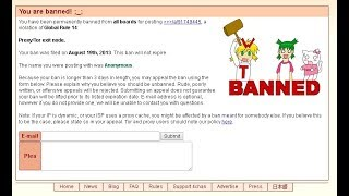 How To Bypass 4chan ISP Ban In 30 Seconds