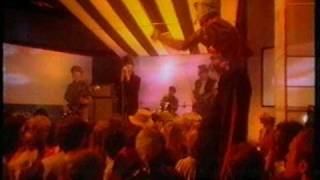 Echo and the Bunnymen - Back Of Love (Top of the Pops) Alternate version