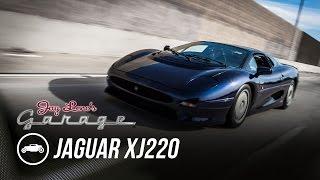 Jaguar XJ220 1993 - Jay Leno's Garage