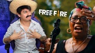 "Video Critica a ""JUGANDO FREE FIRE"" - HShoww"