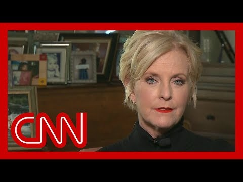 Cindy McCain reflects on husband's legacy, 1 year after his death