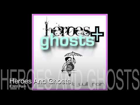 It Will Rain- Heroes And Ghosts (Bruno Mars Cover)