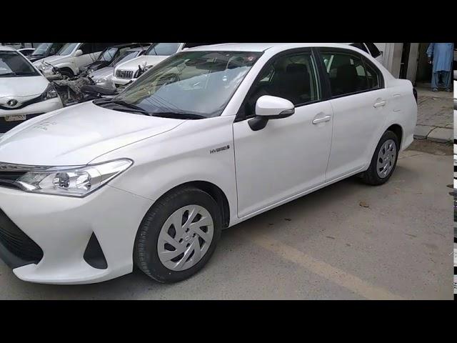 Toyota Corolla Axio X 1.5 2017 for Sale in Karachi