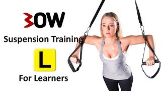 Suspension Training Workout For Beginners | The Bow By Coach Ali by Coach Ali