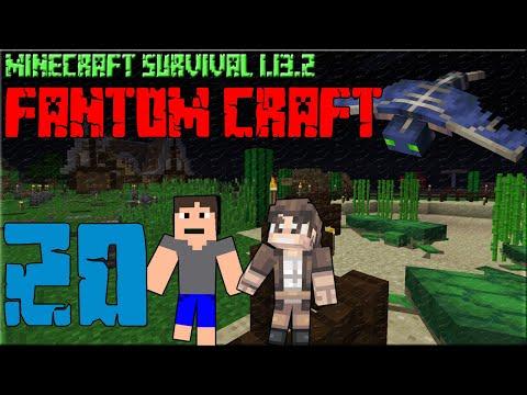 SAFARI! Minecraft survival 1.13.2! #20 |FANTOM CRAFT| /wNeoxitCz #safari