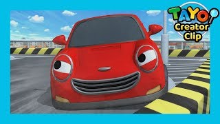 Tayo Episode Clip l Who is the fastest car Speed's best friend? l Tayo the Little Bus