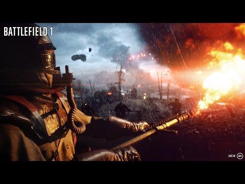 Видео № 0 из игры Battlefield 1 - Коллекционное Издание (БЕЗ ИГРЫ)