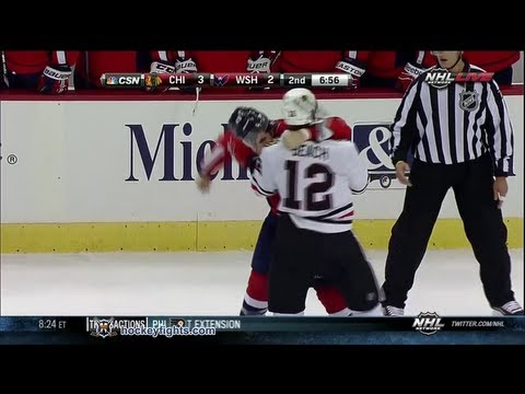Tom Wilson vs. Kyle Beach