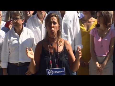 """Sánchez-Camacho: """"Queremos ser la voz de la gran mayoría no independentista de catalanes"""""""