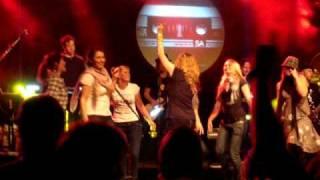 """2Raumwohnung - Spiel mit - LIVE mit """"Sexy girls"""" on Stage - STUTTGART"""