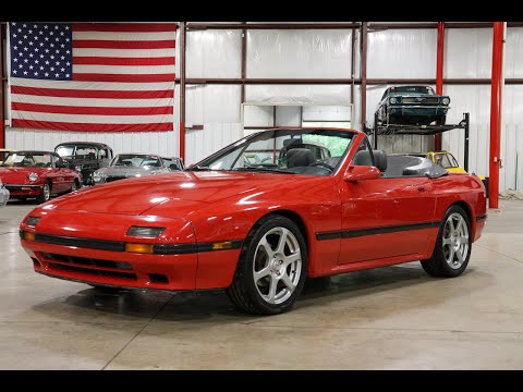 1988 Mazda RX-7 (CC-1411704) for sale in Kentwood, Michigan