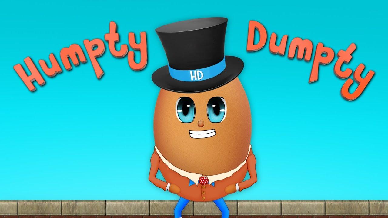 The Best Humpty Dumpty - Mini Monsters Music