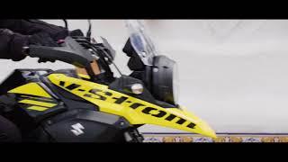 Suzuki V-Strom 250 Official Video