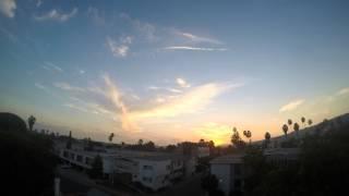 GoPro Hero 4 Black, First Sunset Time Lapse